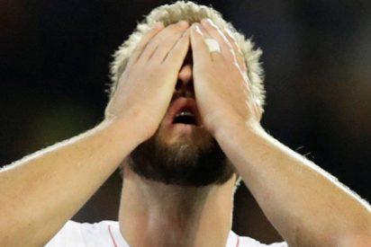 'Los ingleses hundidos': Inglaterra pierde su primer partido de clasificación en 10 años
