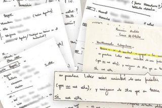 'CorruPsoe': Manuscritos hallados en un ayuntamiento sevillano destapan compra de votos de los socialistas