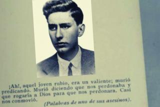 Joan Roig, mártir en la Cataluña de 1936