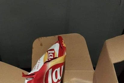 Foto de la vergüenza: el menú que Marlaska paga a Policías y Guardias Civiles desplegados en Cataluña