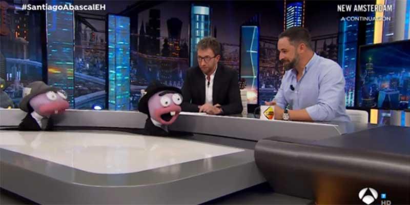 La extrema izquierda sufre un 'efecto boomerang' de su boicot en toda la boca: Abascal revienta las audiencias de El Hormiguero