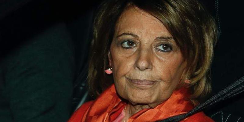 María Teresa Campos 'casi arruinada', cambia el chófer por el Cabify