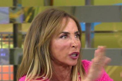 """María Patiño corta en seco a Matamoros: """"El tema acaba cuando los demás queremos, no cuando usted lo diga"""""""