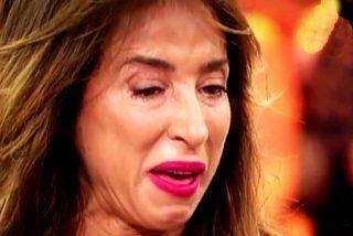 La edad empieza a pasar factura a María Patiño