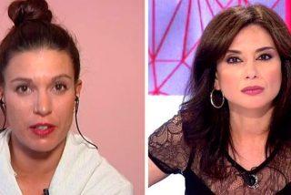 Máxima tensión y gran bronca entre Marta Flich y Beatriz Talegón por la manipulación del tema Cataluña