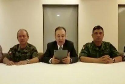 """México detiene y luego libera al hijo de 'El Chapo' Guzmán para """"tratar de evitar más violencia"""""""