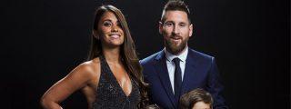 Messi y su familia rompen internet por sus revolucionarios atuendos navideños