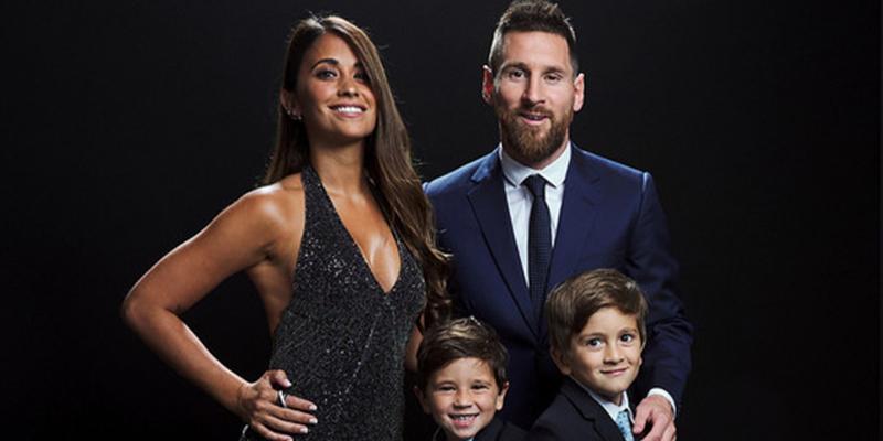 """Messi admite que la popularidad de su hijo Mateo se le está """"yendo de las manos"""""""