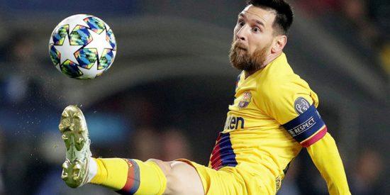 Messi alcanza una nueva estrella al marcar al menos un gol en cada una de 15 temporadas consecutivas en la Liga de Campeones