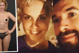 Miriam Sánchez tiene nuevo novio y cuerpazo