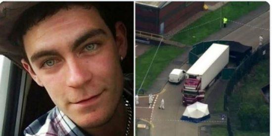 'El Camión de la Muerte': Descubren 39 cadáveres en un vehículo frigorífico en el centro de Inglaterra