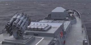 Momento en que este submarino ruso lanza en inmersión un Kalibr, el misil de crucero más avanzado de la Armada