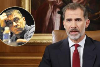 Monedero dinamita la Casa Real con una grave acusación al Rey Felipe: su lío sexual con un Príncipe europeo