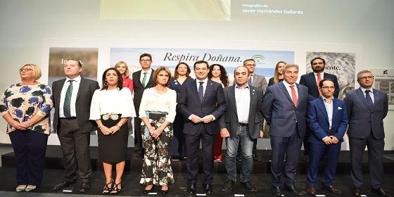 Moreno se compromete a convertir a Andalucía en líder de las políticas de sostenibilidad en España y Europa