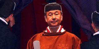 Naruhito ya es oficialmente el nuevo emperador de Japón