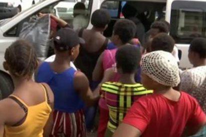 Logran rescatar a 19 mujeres y 4 niños de «fábricas de bebés» en Nigeria
