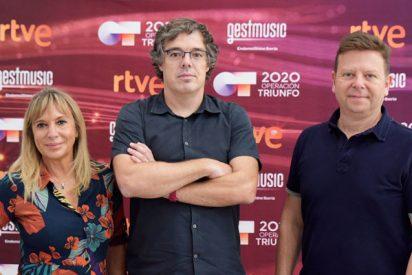 Enorme polémica tras salir a la luz los sueldos en las galas de los concursantes de 'Operación Triunfo'