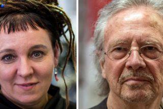 Olga Tokarczuk y Peter Handke reciben el premio Nobel de Literatura 2018 y 2019