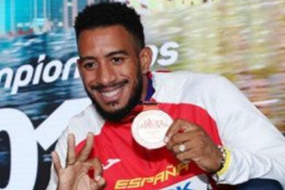 Orlando Ortega recibe finalmente la medalla de bronce; se ha hecho justicia