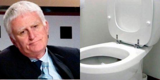 Paolo Vasile 'no quiere' que los inquilinos de 'GH VIP' utilicen la escobilla para limpiar la tapa del váter