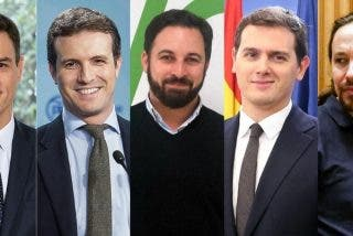 El aquelarre 'indepe' en Cataluña pasa factura al PSOE, aupa al PP, ayuda a CS y pone al centrodrecha a tiro de La Moncloa