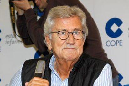 """Pepe Domingo Castaño carga contra el xenófobo Quim Torra: """"Estoy hasta los mismísimos de él"""""""