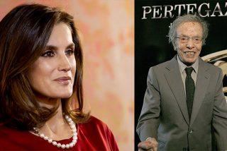 """Pilar Eyre: """"Pertegaz y Letizia, una historia de amor 'interruptus'"""""""