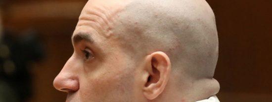Piden la pena de muerte para 'el destripador de Hollywood', quien mató a la ex novia de Ashton Kutcher