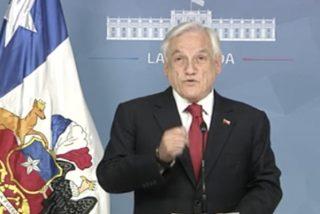 El presidente Piñera decreta el estado de emergencia en Santiago de Chile tras las violentas manifestaciones