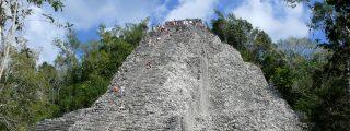 Nohoch Mull: la misteriosa pirámide Maya