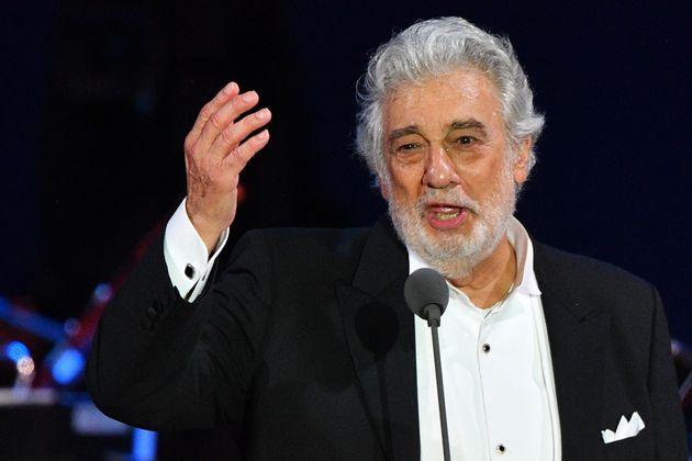 'Bye-Bye Plácido': el tenor español dimite como director de la Ópera de Los Ángeles por las acusaciones de acoso sexual