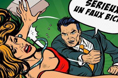 Polémica en Bélgica por este anuncio: un hombre pega a una mujer por llevarle una 'falsa' hamburguesa