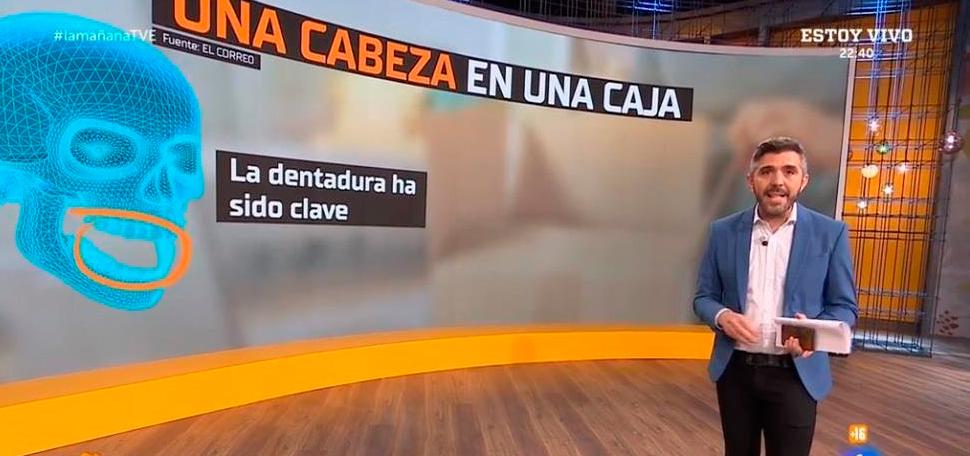 La RTVE de Rosa Mª Mateo pide perdón por el trato frívolo que se dio en 'La Mañana' al caso de la cabeza de Castro Urdiales