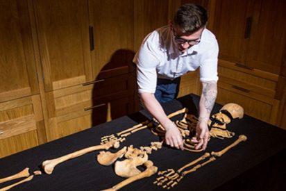 Por primera vez en medio siglo descubren esqueletos en la Torre de Londres