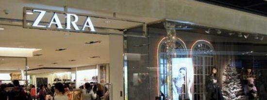 Prohiben la entrada en los Zara de Zaragoza a una joven «pícara» que devolvía ropa usada
