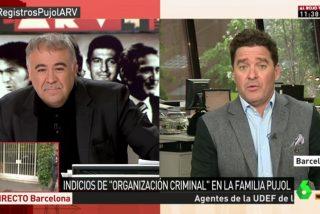 """Un colaborador de Ferreras dice que los Mossos tienen """"la piel muy fina"""" tras denunciar a TV3 por llamarles """"perros p... de mierda"""""""