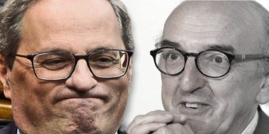 El xenófobo Torra inyecta 335.446 euros al diario 'Público' de Roures, para que apoye el golpe de Estado y denigre a España