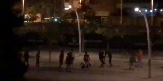 Un muerto y dos heridos graves en una pelea multitudinaria en Cataluña