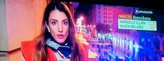 Por fin un canal de televisión español se acuerda de los cámaras y pone sus nombres en pantalla