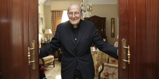 El misionero español más longevo acaba de cumplir 102 años