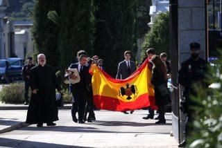 El sacerdote Ramón Tejero define a Franco como un 'católico y español ejemplar'