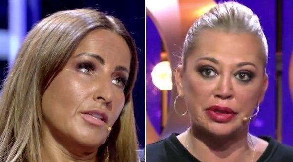 """El monumental 'zasca' de Raquel, madre de Noemí Salazar (GH VIP 7), a la """"niñata"""" Belén Esteban"""