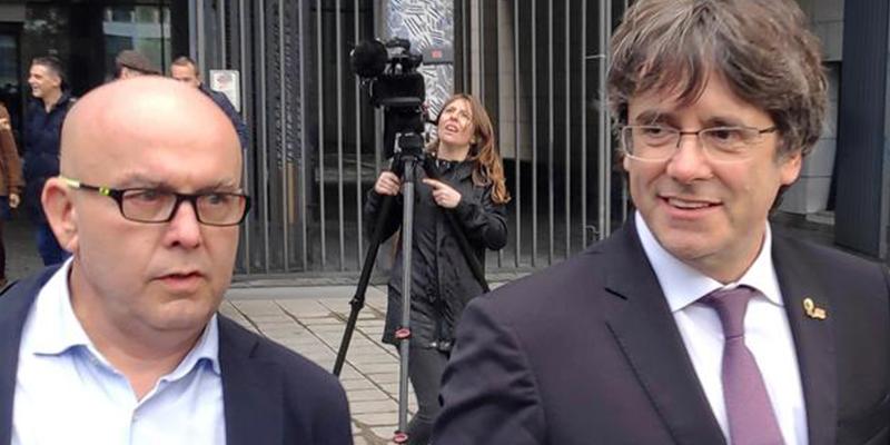 La Audiencia Nacional ordena el registro del domicilio del abogado de Puigdemont en una operación contra el blanqueo de capitales