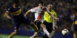 River Plate ya está en la final de la Copa Libertadores tras superar a Boca Juniors