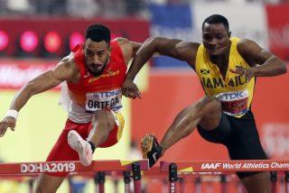 Mundial de Atletismo: así robaron al español Orlando Ortega la medalla de oro en la final de los 110m vallas