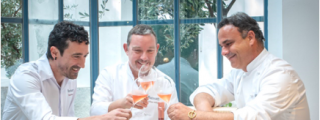 Este fin de semana «Ruinart Rosé Market» estará en Madrid