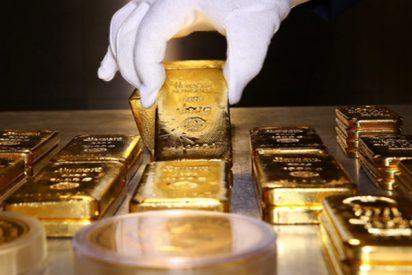 Rusia presume de poder soportar una fuerte caída de los precios del petróleo porque tiene oro de sobra