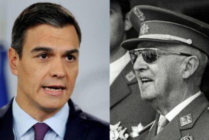 Varapalo sin precedentes a laSexta en su intento de 'blanqueo' a Pedro Sánchez por la exhumación de Franco