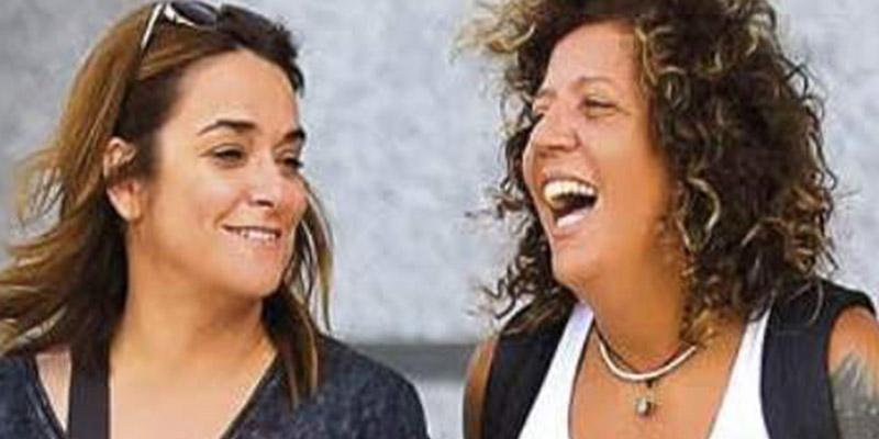 Sabías Que Rosana Quería Seguir Con Su Ex Novia A La Vez Que Con Toñi Moreno Pero La Presentadora Se Negó Periodista Digital