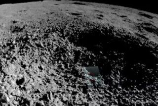 Sale a la luz esta nueva foto de la sustancia espacial captada en el lado oculto de la Luna que ayudaría a determinar su naturaleza